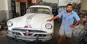 50 Yıllık Pontiac'ın değişimine çok şaşıracaksınız!