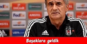Başakşehir Beşiktaş'ı yendi capsler patladı