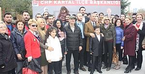 CHP Öğretmenler Günü'nü unutmadı