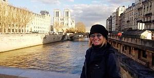 Dünyanın en romantik şehri Paris!
