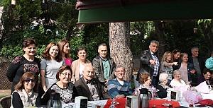 Ergenekon Ortaokulu kuruluşunun 42. yılını kutladı