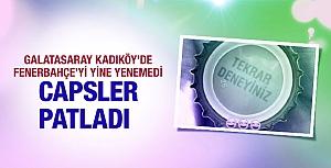 Fenerbahçe Galatasaray derbisi capsleri