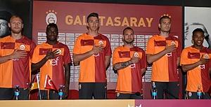 Galatasaray forması taraftarı çıldırttı