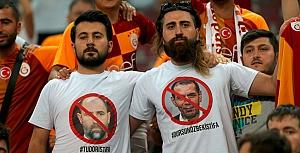 Galatasaray Östersunds'a elendi capsler patladı