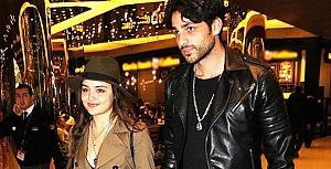 Hande Erçel sevgilisi ile Kapadokya'da aşk tazeledi