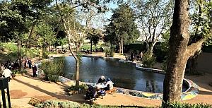 İstanbul'a yeni nefes alanı; Havuzlu Park