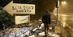 İşte Türkiye'den kar manzaraları