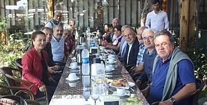 KMP Anadolu TV çalışanları hasret giderdi