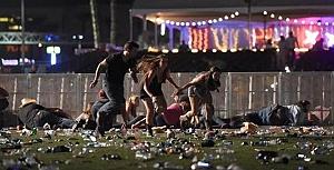 Las Vegas'ta konserde saldırı dehşeti!