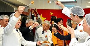 Maltepe'de Çinli aşçı rüzgarı