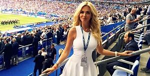 Victoria Lopyreva'nın çıplak pozları sızdı