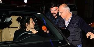 Zehra Çilingiroğlu'nun olaylı gecesi