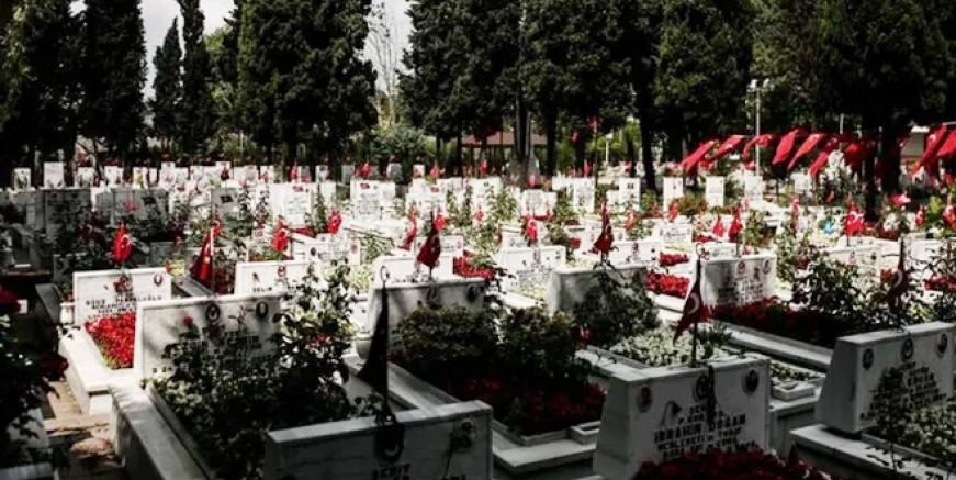 15 Temmuz şehitleri Edirnekapı'da anıldı
