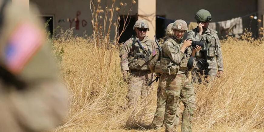 ABD askerleri Suriye-Türkiye sınırından çekiliyor