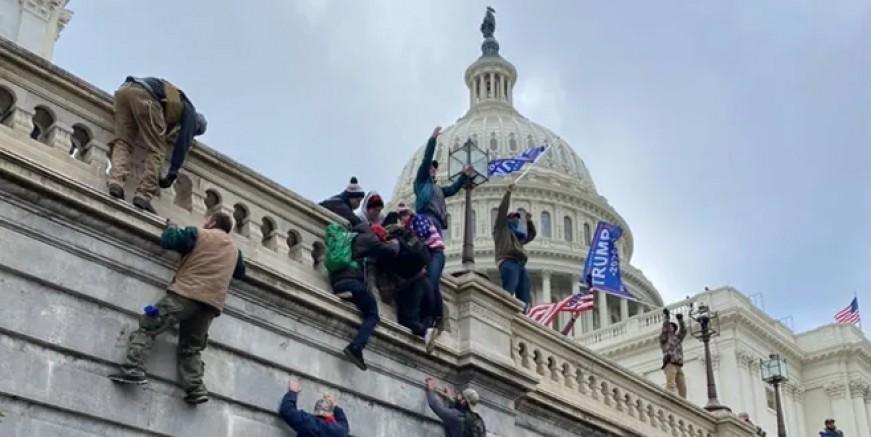ABD'de kongre işgali: 4 gösterici hayatını kaybetti