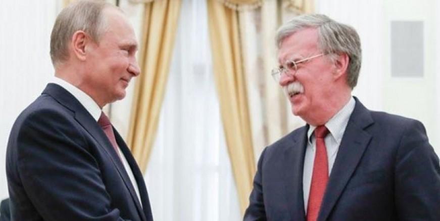 ABD'de Rusya'yı uyardı: Vurmaya hazırız!