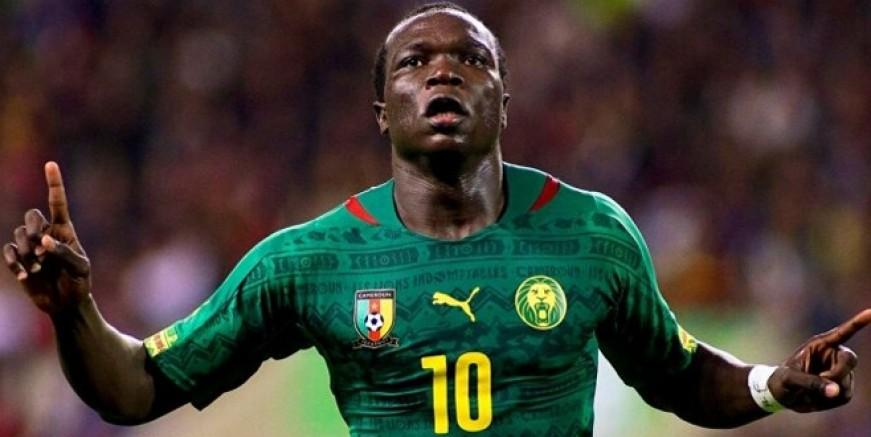 Aboubakar atıyor Kamerun coşuyor