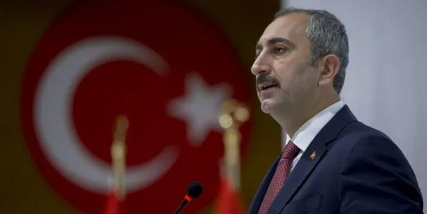 Adalet Bakanı Abdulhamit Gül'den af mesajı