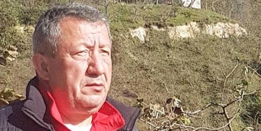 Adil Şahin CHP ilçe başkanlığına aday oldu