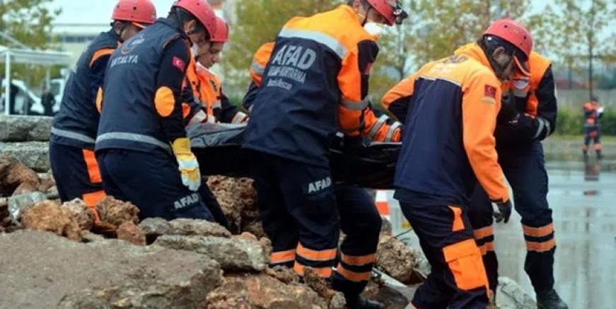 AFAD'dan deprem uyarısı; önleminizi alın