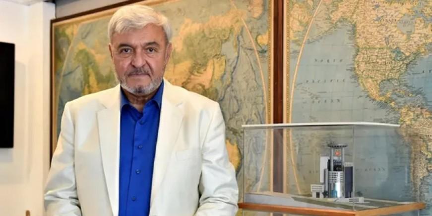 Ahmet Vefik Alp hayatını kaybetti