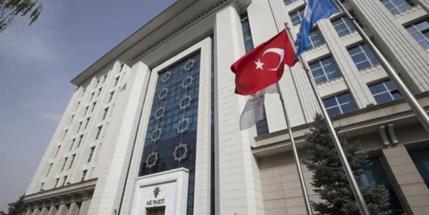 AK Parti'de 22 ilçe başkanı görevden alındı