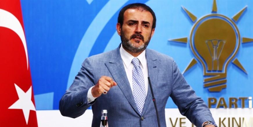 AK Parti'den flaş Muharrem İnce açıklaması!