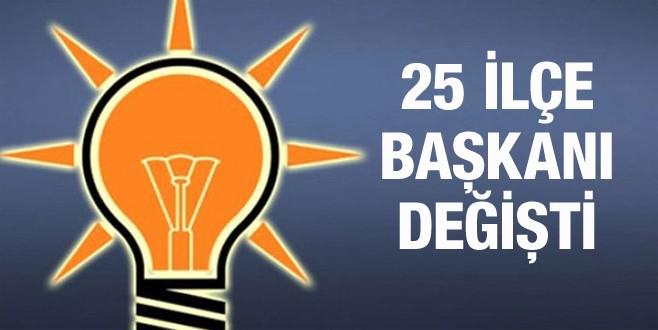 AK Parti İstanbul'da büyük değişim!