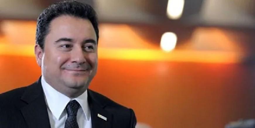 Ali Babacan yeni parti ile ilgili tarih verdi