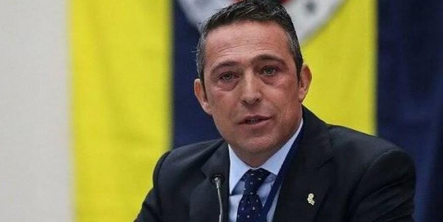 Ali Koç Fenerbahçe camiasını şoke etti