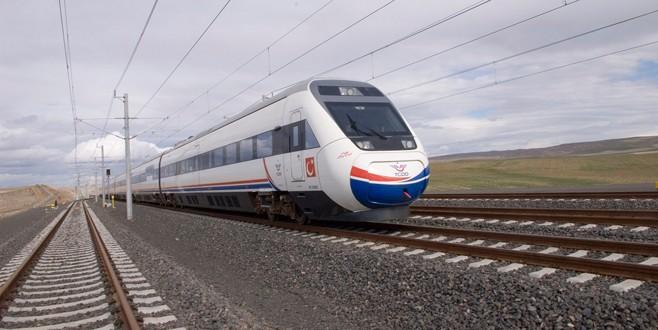 Ankara-İzmir YHT Projesi 2020 yılına kaldı