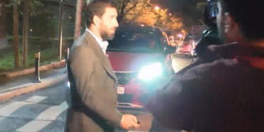 Arda Turan polise ifade verdi