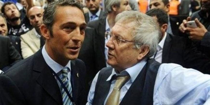 Aziz Yıldırım Ali Koç'a çağrıda bulundu