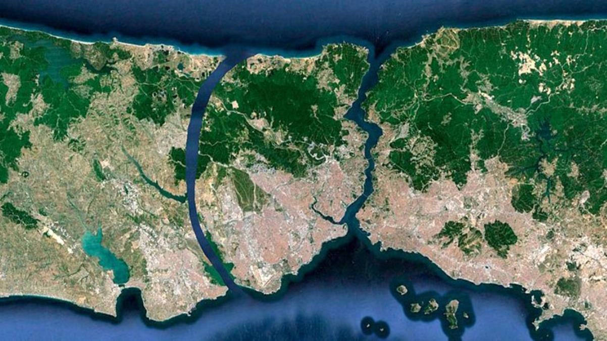 Kanal İstanbul'un proje çalışmaları tamamlandı