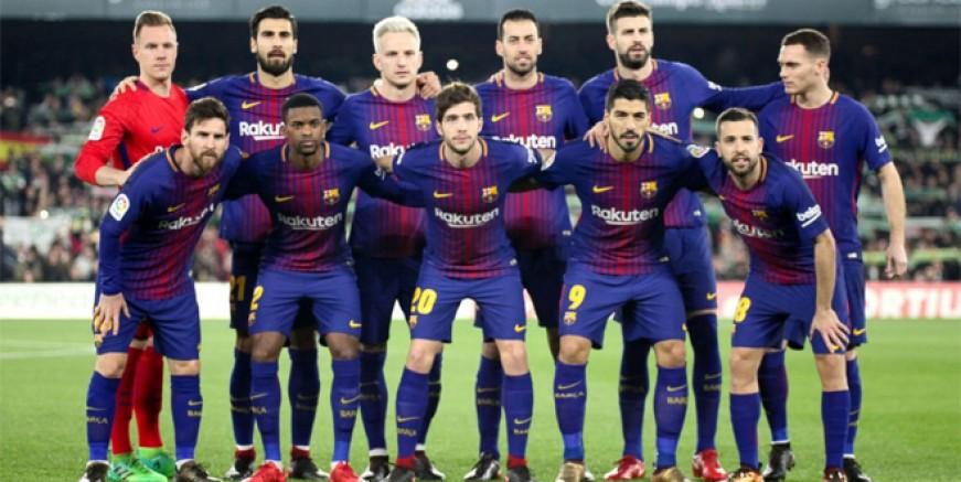 Barcelona Dünya Kupası tarihine geçti