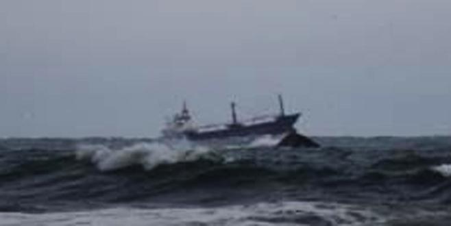 Bartın açıklarında yük gemisi battı; 4 ölü