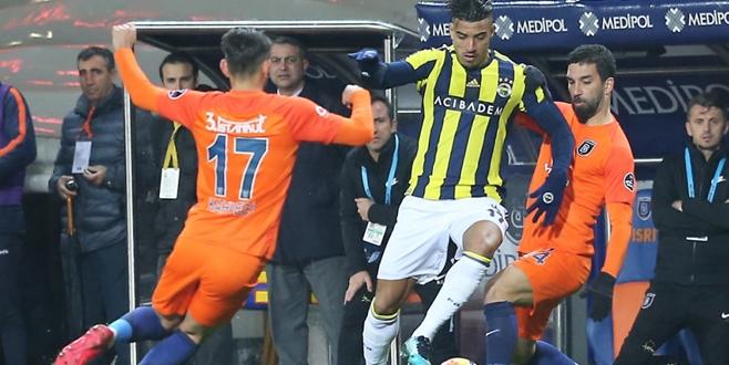 Başakşehir - Fenerbahçe maçı sonucu ve golleri