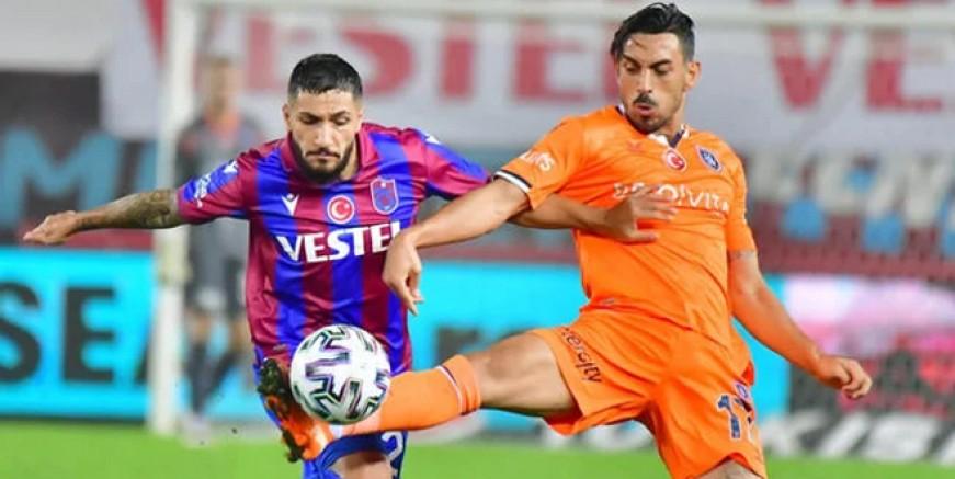 Başakşehir Trabzon'da galibiyetle tanıştı