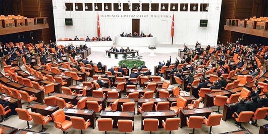 Bedelli askerlik ve ekonomik paket Meclis'te