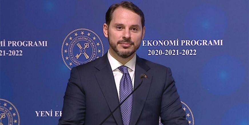 Berat Albayrak Yeni Ekonomi Programı'nı açıkladı