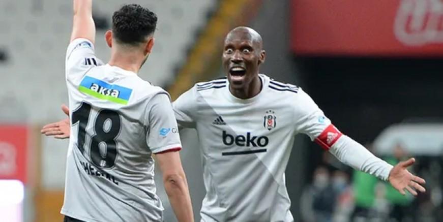 Beşiktaş Alanyaspor'u farklı mağlup etti