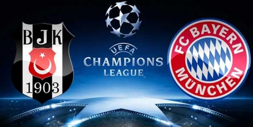 Beşiktaş - Bayern Münih maçı biletleri satışa çıktı