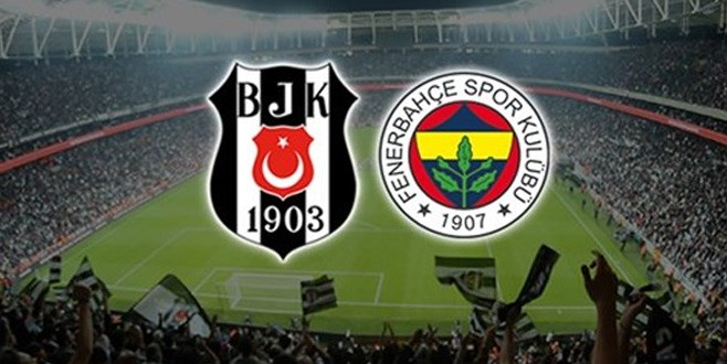 Beşiktaş - Fenerbahçe maçının tarihi belli oldu