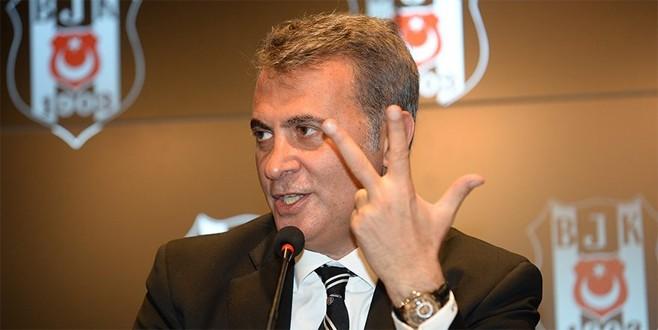 Beşiktaş'ın çılgın projesi hazır