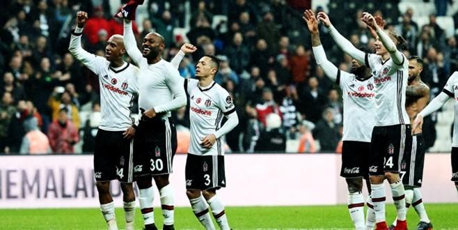 Beşiktaş Karabükspor'u farka boğdu