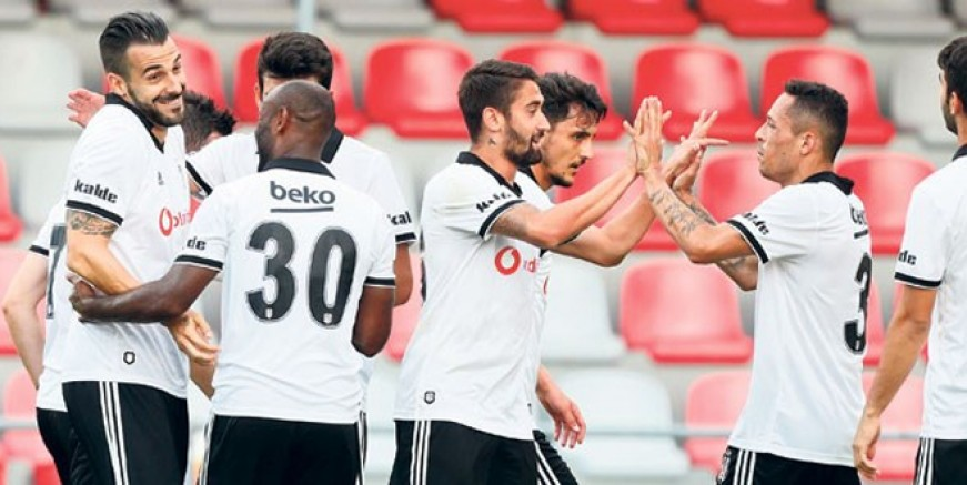 Beşiktaş'ta keyifler kaçtı