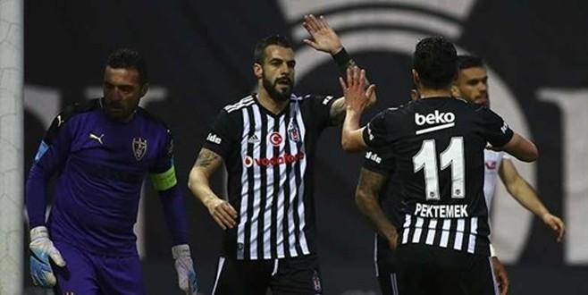 Beşiktaş'tan muhteşem Fair-Play örneği