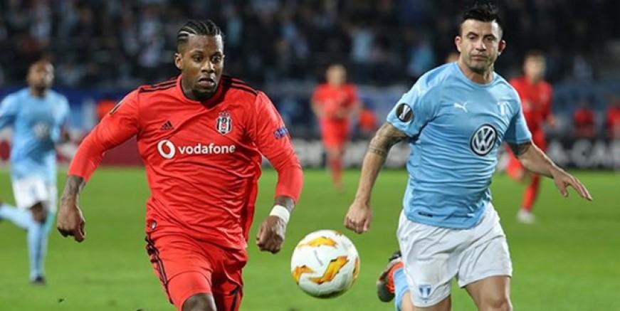 Beşiktaş'tan ofsayt rekoru