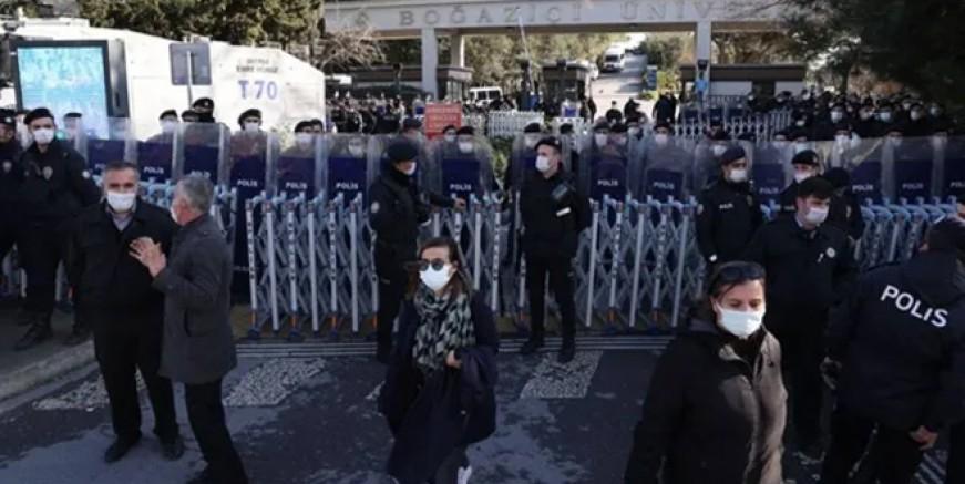 Beşiktaş ve Sarıyer'de gösteri ve toplantı yasaklandı