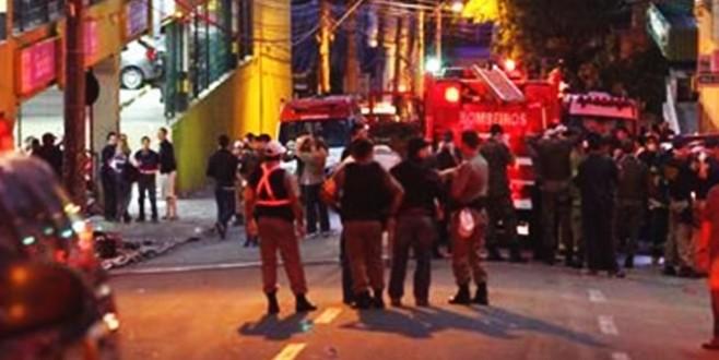 Brezilya'da bara silahlı saldırı: 14 ölü